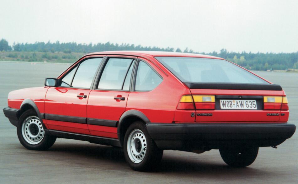 GLEMTE PARKERINGEN: En tysk mann glemte i 1997 hvor han hadde parkert bilen sin. 20 år senere fikk han telefon fra det tyske politiet om hvor den var funnet. Illustrasjonsfoto: Volkswagen