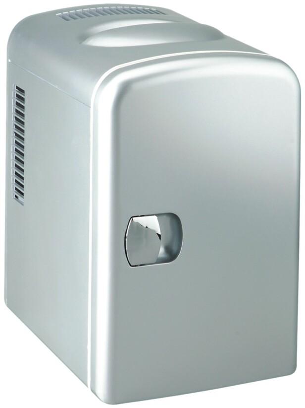 Minikjøleskap som også er varmeskap gjennom vinteren!
