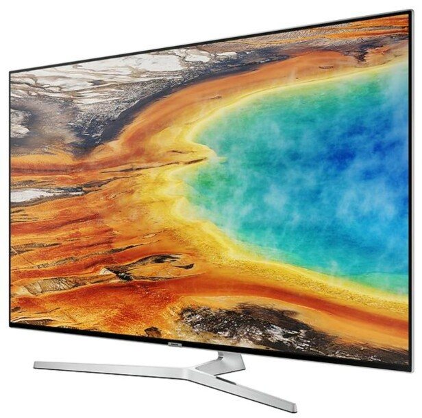 40% Rabatt på Samsung UE65MU8005