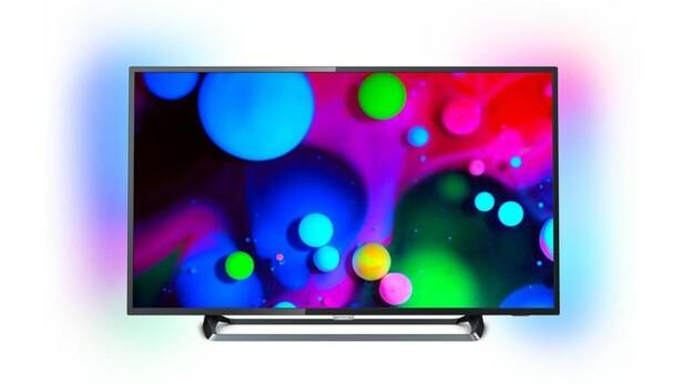 17% på Philips 50 tommer gir mye TV for pengene