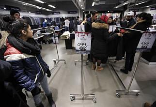 - Uansvarlig å pushe Black Friday på forbrukerne