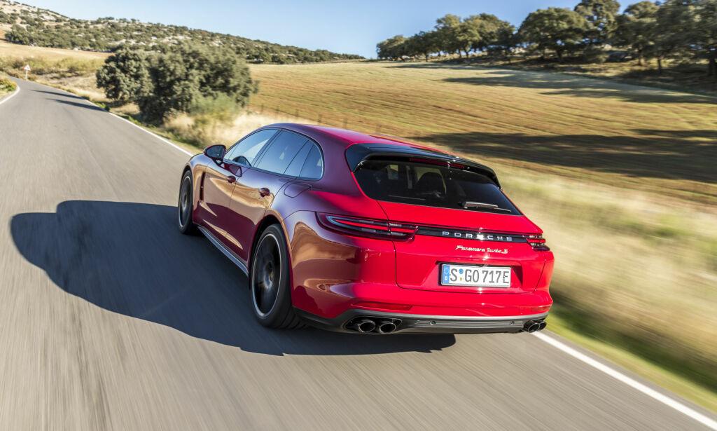 image: Derfor lar vi oss imponere av toppmodellen fra Porsche