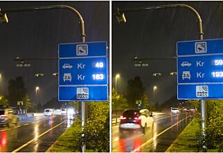 Nå minker trafikken i Oslo