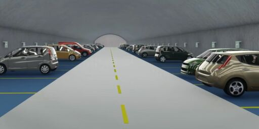 image: - Dette er ikke et parkeringshus