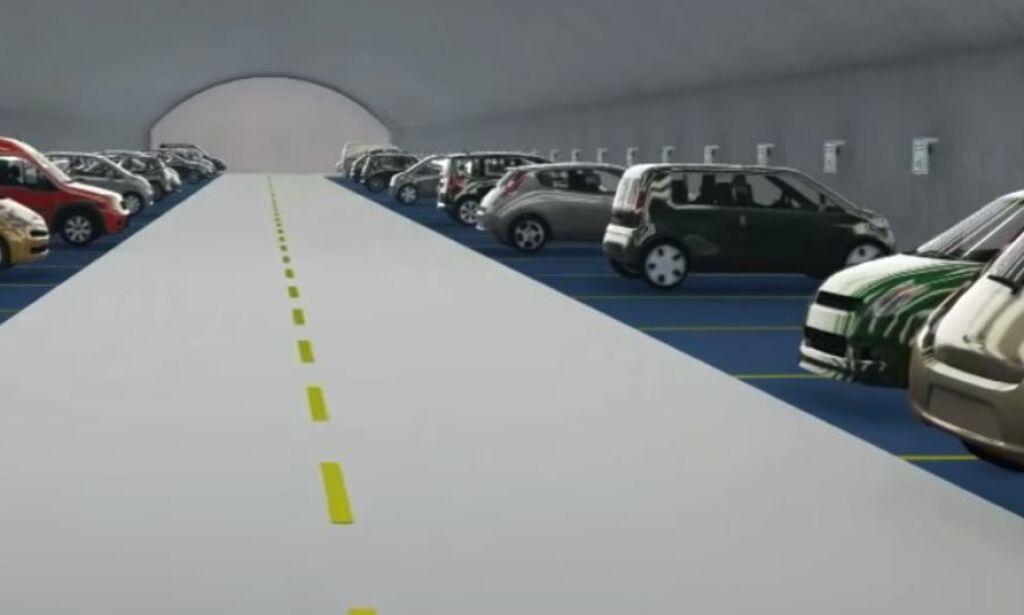 image: Planlegger verdensstørste elbilparkering. Det liker ikke etaten