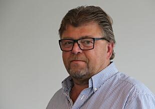 Øystein Trevland, styreleder i Norges Taxiforbund. Foto: Norges Taxiforbund.