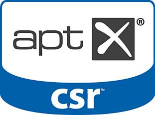 Ser du dette merket på esken, betyr det at hodetelefonene støtter AptX.