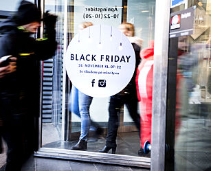 image: Nei, alt var ikke billigst på black friday