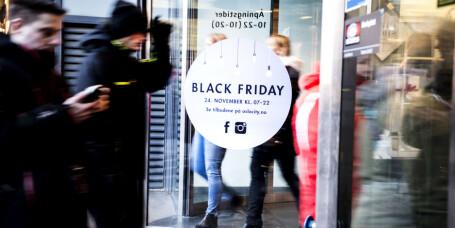 Nei, alt var ikke billigst på black friday