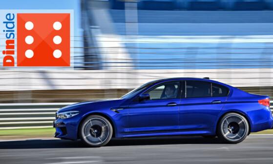 Nye BMW M5 slår forgjengeren ned i støvlene