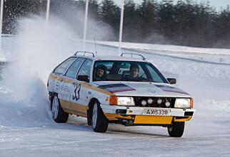 Helrå vinterfest for bilfrelste