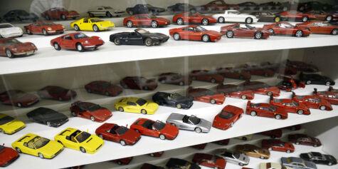 image: Et vanvittig modellbil-mekka!