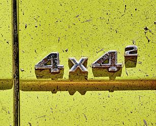 image: 4x4²: Mercedes-Benz G-klasse med 45 cm bakkeklaring!