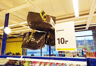 Se Rustas første norske varehus
