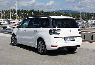 LANGTEST: Citroën Grand C4 Picasso