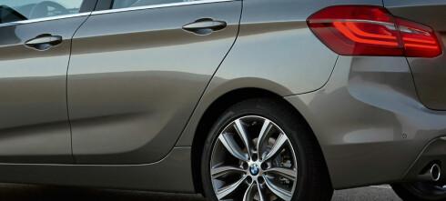 Det ble BMW 2-serie Active Tourer