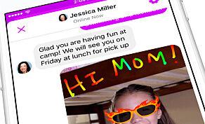 image: Nå lar Facebook barn under 13 år bruke Messenger