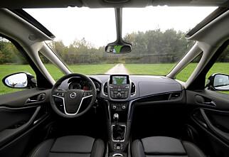 Vi har kjørt Opels nyeste