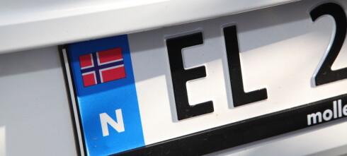 VW e-Up! Sikter mot toppen