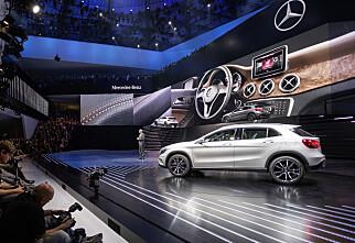 Mercedes-Benz med GLA SUV