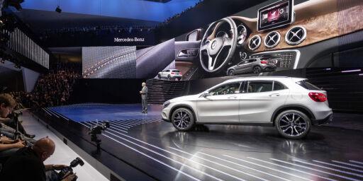 image: Mercedes-Benz med GLA SUV