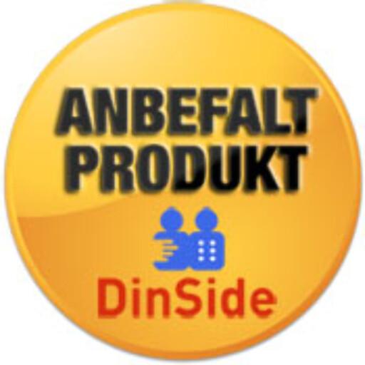 Samsung F8005 anbefales av DinSide.no