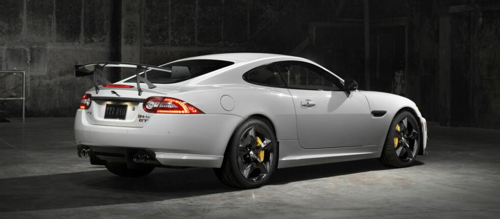 Jaguar XKR-S GT: Du vil ikke lure på om det faktisk er den du ser.