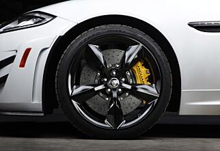 Sjelden vare: Jaguar XKR-S GT