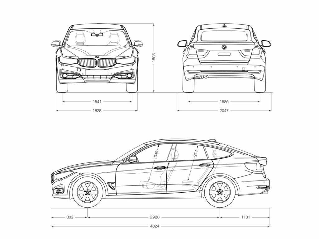 image: Testet: BMW 3-serie GT