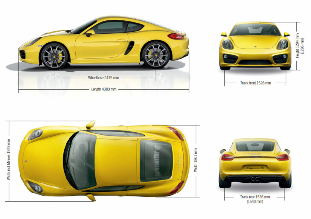 image: Test: Porsche Cayman