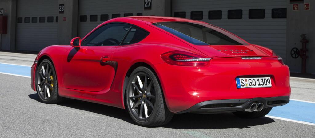 Porsche Cayman starter på 674.000 kroner. Bedre sportsbil for pengene finnes ikke.