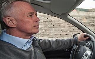 BEKYMRET: Kommunikasjonssjef Arne Voll i Gjensidige. Foto: Gjensidige