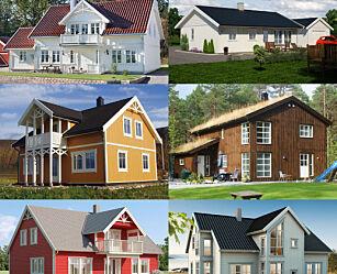 image: De mest populære ferdighusene