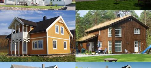 De mest populære ferdighusene