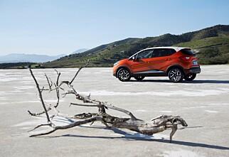 Renault Captur kommer i produksjon