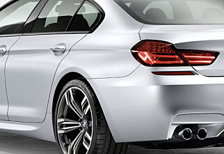 Enda en M fra BMW: M6 Gran Coupe
