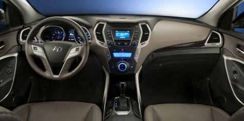 image: Helt ny Hyundai Santa Fe