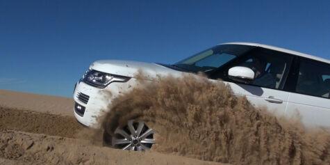 image: Nye Range Rover er testet