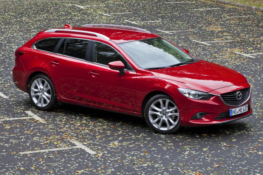 Mazda har lagt stor vekt på designen i sin nye håpefulle storselger.