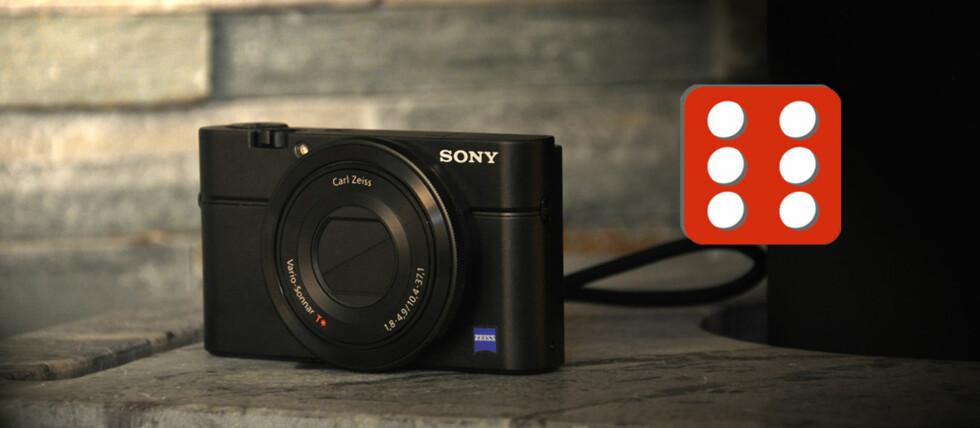 Sony RX100 er en nærmest perfekt balanse mellom god bildekvalitet og liten størrelse og får full pott på DinSides terning.