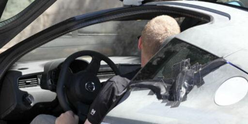 image: VW XL1 - nå som produksjonsbil