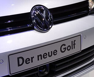 image: Vist: Nye VW Golf 7