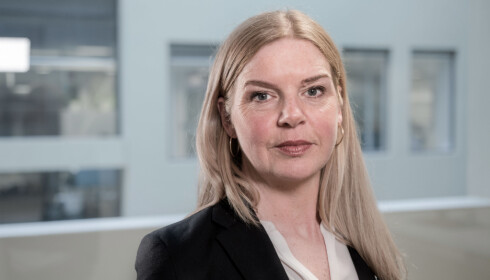 Pia Cecilie Høst, leder for Forbrukerdialog i Forbrukerrådet. Foto: Forbrukerrådet.