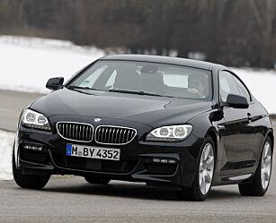 image: PRØVEKJØRT: BMW 640d xDrive