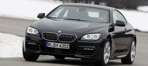PRØVEKJØRT: BMW 640d xDrive
