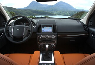 Land Rover Freelander fornyet
