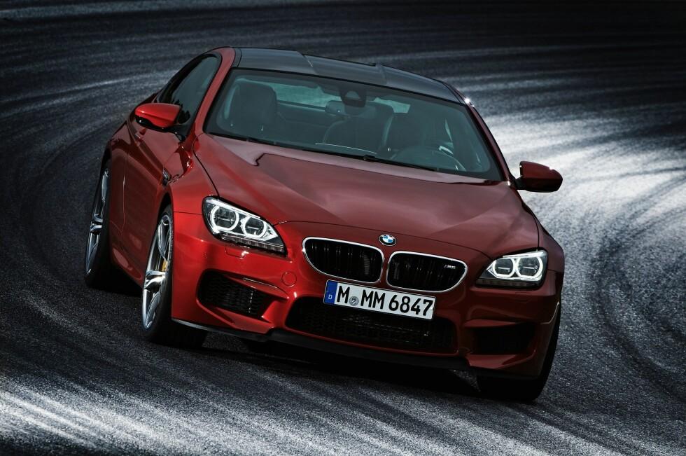 Vent til 2013, og du kan spare hel 67.582 kroner på en BMW M6.