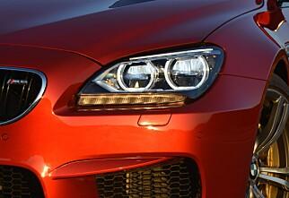 Test: Avgiftsvinneren BMW M6