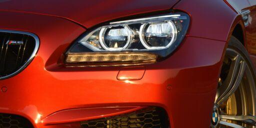 image: Test: Avgiftsvinneren BMW M6