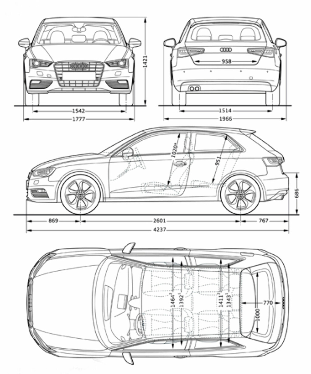 image: Prøvekjørt: Audi A3